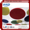 Panneau de plafond décoratif de vente de brique décorative colorée chaude de tissu