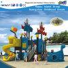 遊園地の潮風の屋外の運動場の子供のスライド装置HD-Fy14101