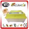 Mini oeuf Hatcher de l'incubateur 48 d'oeufs de petit incubateur complètement automatique durable