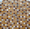 15X15X8mm Glass Mix Marble Mosaic (VMS213)