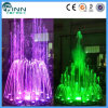 Popular Landscaping Water Feature Design LED Lighting Water Garden Music Fountain