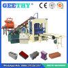 Qt4-15c Straßenbetoniermaschine-Ziegelstein-Maschine/Vollziegel-Maschine/hydraulische Ziegelstein-Maschine/Block, der Maschine bildet