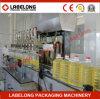 Máquina de rellenar del petróleo linear automático