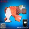 Tempos elevados da duplicação da borracha de silicone líquida para o molde que faz para o concreto, produtos do poliuretano da resina