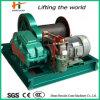 Un argano elettrico ad alta velocità da 120 volt