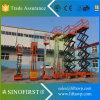 6m, 8m, 10m12m гидровлические передвижные, котор электрические Scissor платформа подъема Scissor подъем