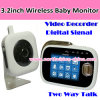 3.2inch Wireless Baby Monitor