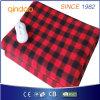deken van de Vacht van 160*140cm de Comfortabele Elektrische Onder met Enig Controlemechanisme