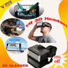 Plastic 3D Video Viewer on Smartphone Vr Headset 3D Glasses