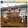 Gerador elétrico do gás da gasificação da biomassa do motor do poder