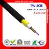 GYXTY de fios de aço blindada cabo de fibra óptica