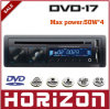 Jingemei DVD 17 Car Radio, DVD/VCD/CD/MP4/MP3/WMA Compatible