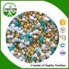 Fertilizante composto NPK 16-16-8 de NPK