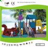 Campo da gioco per bambini piccoli di pirata di Kaiqi di tema della nave (KQ30117B)