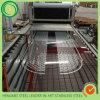 Gravura em àgua forte 201 da decoração do preço de grosso chapa de aço 316 304 inoxidável para a fabricação do elevador da escada rolante