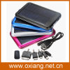 Banco da potência solar/carregador móvel solar