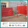 Решетки ячеистой сети конструкции PVC высокия уровня безопасности загородка Coated временно