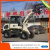 2017 de Lader van de Schop van de Lader van de Schop van China Zl08-800kg voor Verkoop
