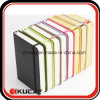 PU Leather Moleskine Notebooks mit Elastic Band (KCz-140002)