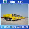 autocarro con cassone ribaltabile del ribaltatore del deposito della rotella di 6X4 HOWO 10 da vendere