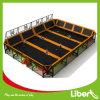 LibenはBasketball SetのIndoor Trampoline Courtを習慣作った
