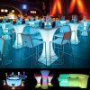 Bar Set Multi - Color Changing LED Bar Tables Bar Chairs
