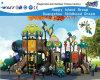 Tipo campo de jogos ao ar livre Multifunctional Hf-11402 dos carros das crianças