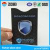 10 suporte RFID do passaporte do cartão de crédito 2 que obstrui o protetor das luvas