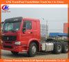 Сверхмощные 10 Wheel 371HP Sinotruk HOWO Tractor Truck