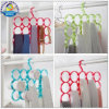 Círculo Shape Hangers Scarf Hangers con Holes