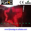 P10 2m*3m Flexible LED Curtain Video