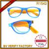 R1542 Novedad Diseñado marcos transparentes plegables Reading Glasses
