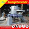 Matériel centrifuge de séparateur de concentrateur de minerai d'or de placer