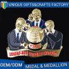 Medaglia del metallo di sport per il ricordo, medaglione per lo sport corrente