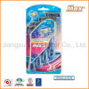 Competir con Popular en España Good Quality Sharp Stainless Steel Blade Disposable Razor (LA-6330)