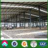Taller estructural de acero industrial prefabricado