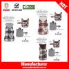 Polaire avec imprimé osseux Vêtements pour chien Habillage pour animaux (YJ83666)