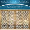 Portelli scorrevoli di alluminio di buona qualità con la funzione termica della rottura
