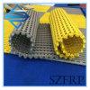 Carrelages de verrouillage antidérapants extérieurs en plastique bon marché de garage de circulation 395*395*12
