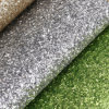 PVC Rexine Leather di 3D Chunky Glitter Fabric per Wallpapers, Bags, Shoes, Uphosltery