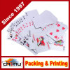 Llf 24k Silver Foil Poker Playing Cards Plattform mit Box (430128)