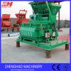 Máquina imperativa do misturador concreto do eixo de Js 500L dois