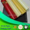 Uso colorido del embalaje del papel/de regalo de Pearlesent de la talla de Customed