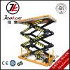 2017 drei Schere-elektrische Aufzug-Plattform/elektrischer Aufzug-Tisch/Luftarbeit-Plattform