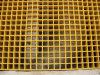 Calzada Grating plástica moldeada FRP al aire libre
