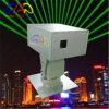 緑8000MWはレーザーの照明を防水する; 移動ヘッドレーザーの照明
