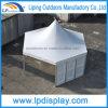 Tente extérieure de pagoda de tente de polygone chaud de vente pour le mariage d'usager