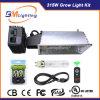 La migliore reattanza della reattanza 315W CMH Dimmable della strumentazione con coltiva la lampadina chiara del riflettore Hood/315W CMH per il sistema di coltura idroponica