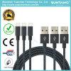 Шнур USB зарядного кабеля данным по изготовления высокого качества на iPhone 5/6/7