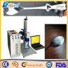 Машина маркировки волокна CNC отметки лазера для ложки нержавеющей стали